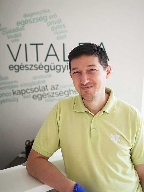Dr. Fried Zoltán Sándor