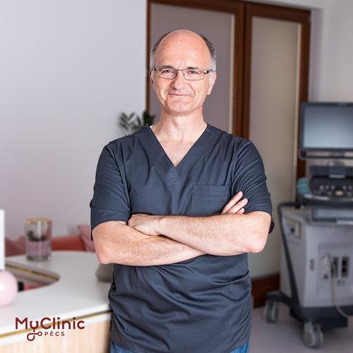 Dr Nyárfás Géza